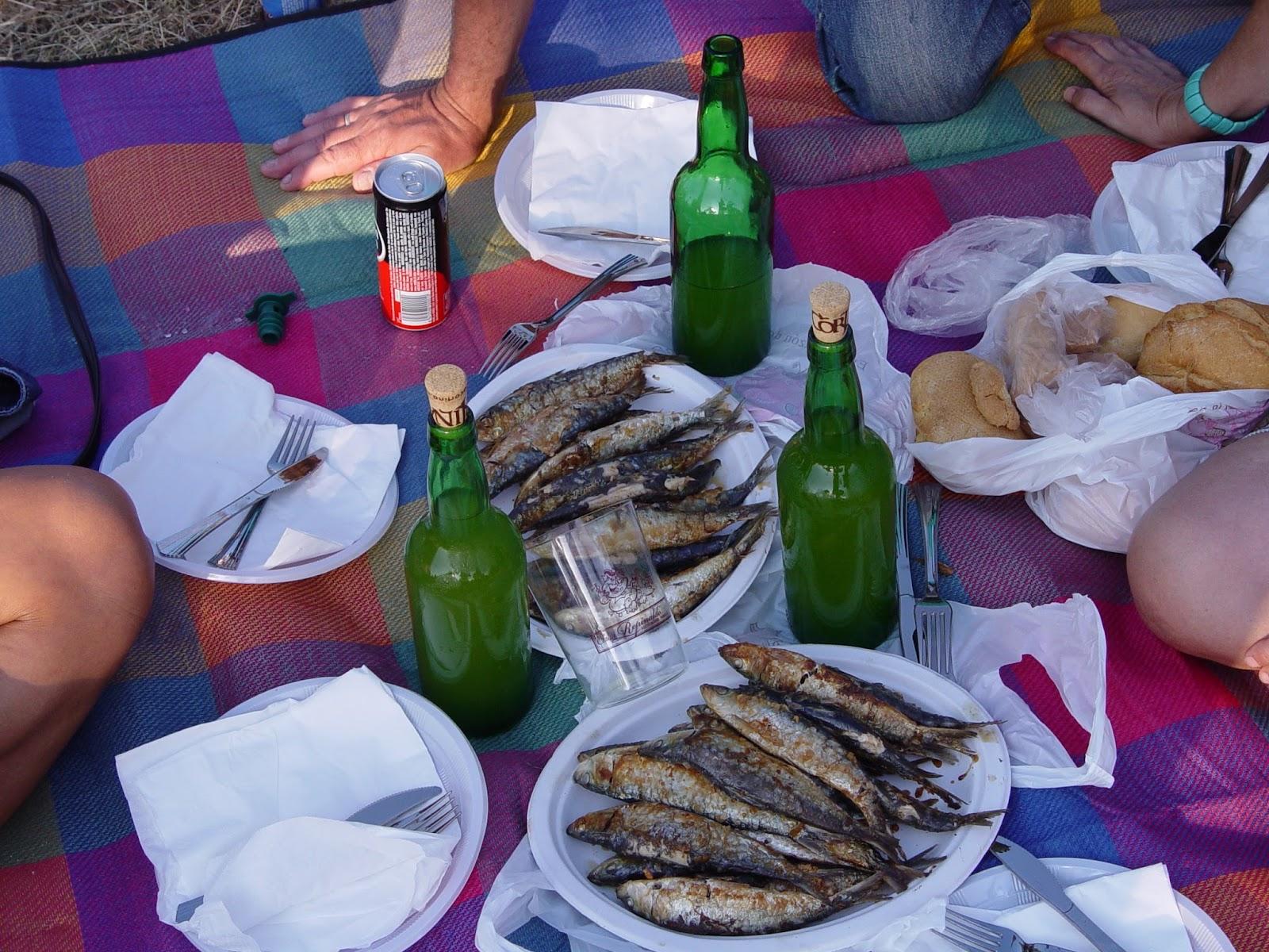 candas sardinas asturias fiesta