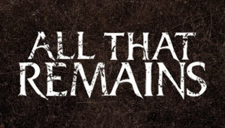 ALL THAT REMAINS EXCLUSIVE INTERVIEW
