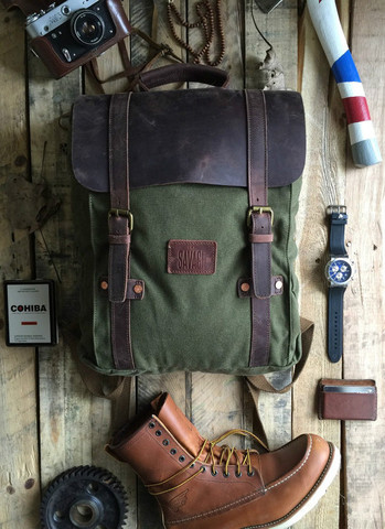 Well there are many reasons why one should opt for canvas rucksack because  these are used for multipurpose. They are very high quality backpacks that  are ... 026ca783def0c