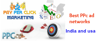 best ppc /cpc ad networks from usa and india