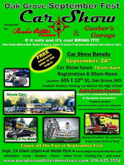 2nd Annual Oak Grove Car Show