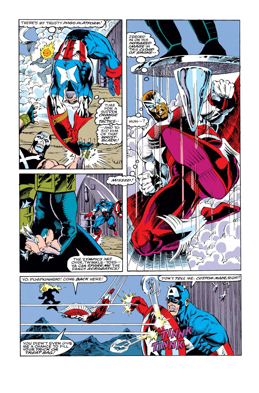 Captain America (1968) Issue #410 #359 - English 4