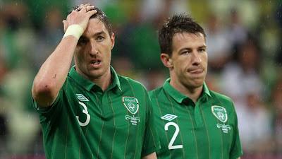 Pemain Irlandia