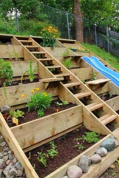 Cultivar el huerto casero la huerta en casa - Pequeno huerto en casa ...