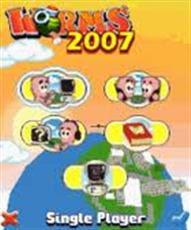Worms 2007 para Celular