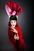 Hats I Created In My Atelier: Jardine De Tuileries