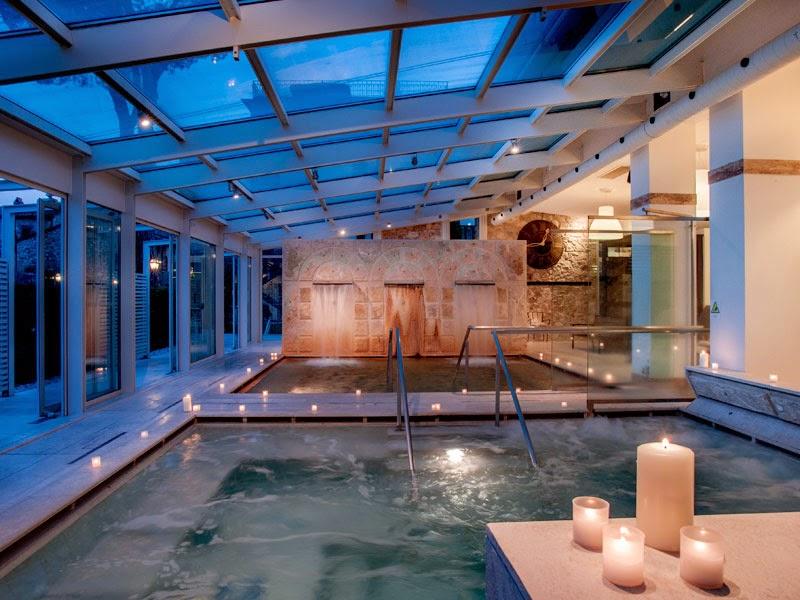 Val d 39 orcia terme e benessere a bagno vignoni viaggiare oltre - Capodanno in piscina ...