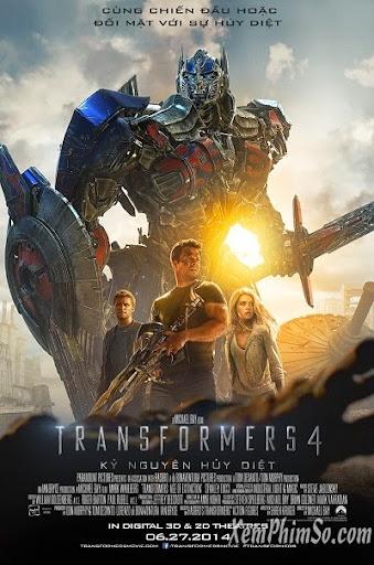 Kỷ Nguyên Hủy Diệt - Transformers 4