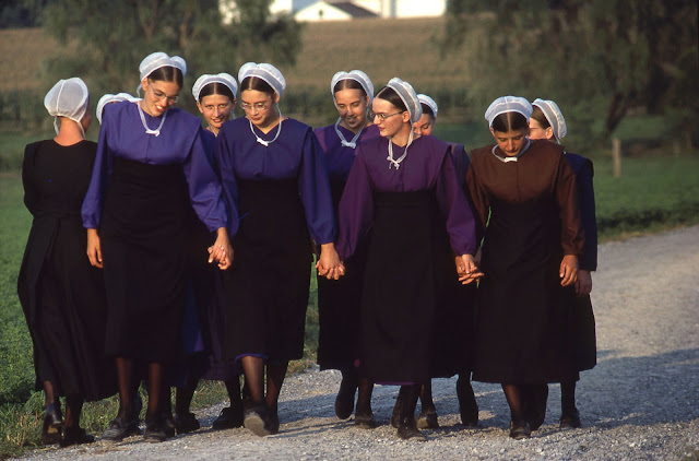 amish and modern society 10 modern luxuries the amish actually use andy roberts may it adheres to their simple ways of life and maintains their separation from modern society.