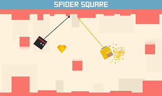 Screenshots of the Spider square for Android tablet, phone.