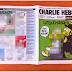 Inilah Majalah Charlie Hebdo Yang Mengundang Kemarahan Umat Islam