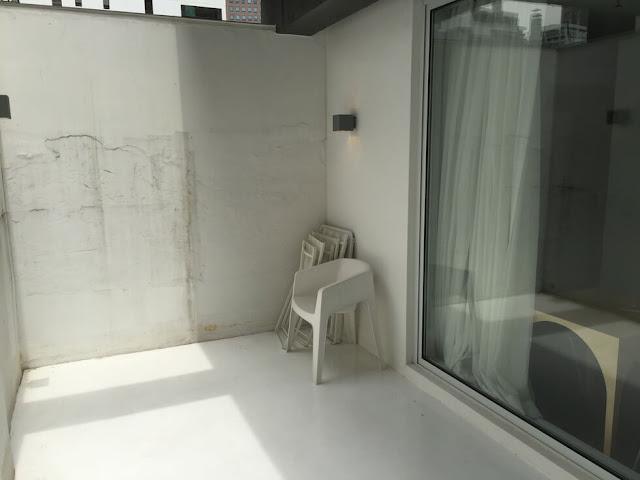 首爾小房子大門飯店 (Small House Big Door) - 露台
