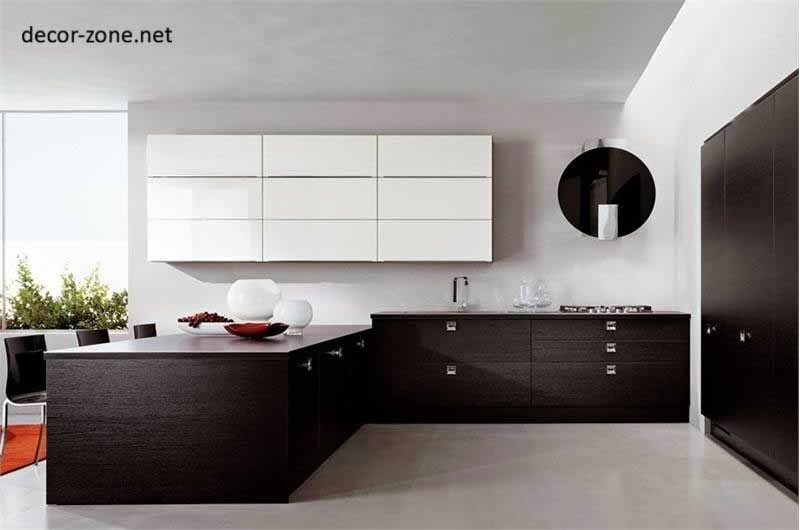kitchen design black and white.  Kitchen Design Black And White Full Size Of For Ideas