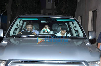 Aamir Khan visits Jiah Khan's home