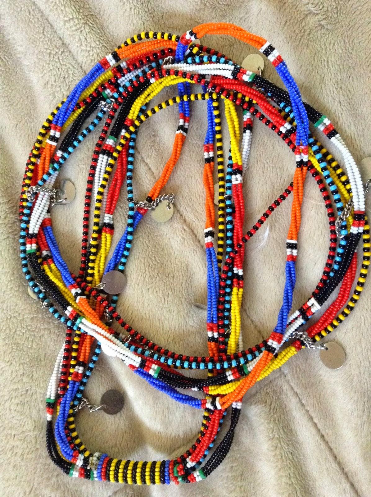 Sdmags Maasai Beads From Kenya