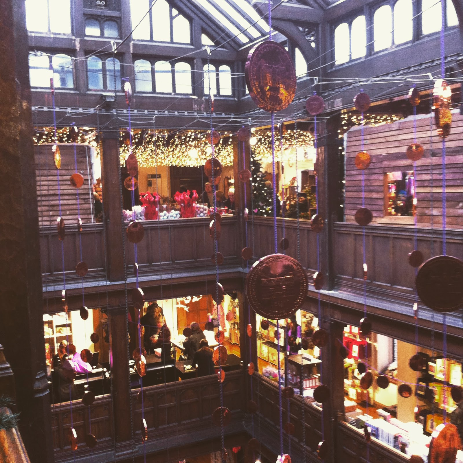 Christmas at Liberty London