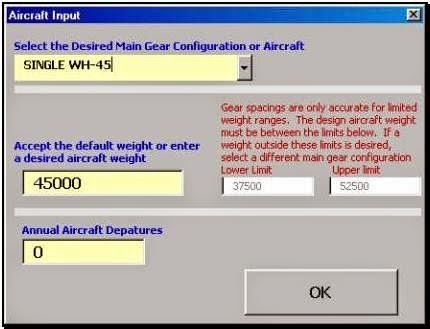 Peso operaciones anuales del avión