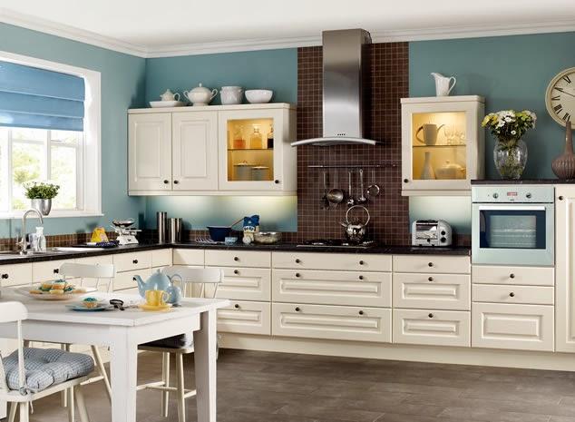 Foundation Dezin & Decor...: Colors for Kitchen.