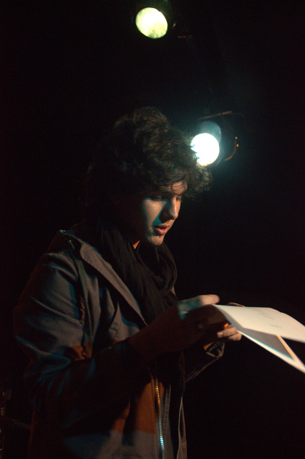 Poesía en el camarín 15.08.17