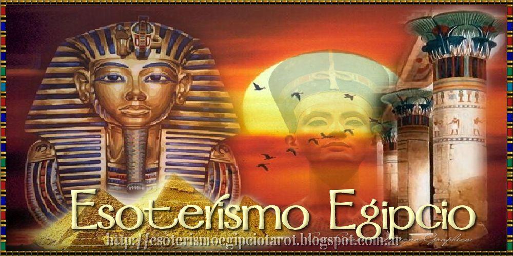 Esoterismo Egipcio Tarot y Videncia