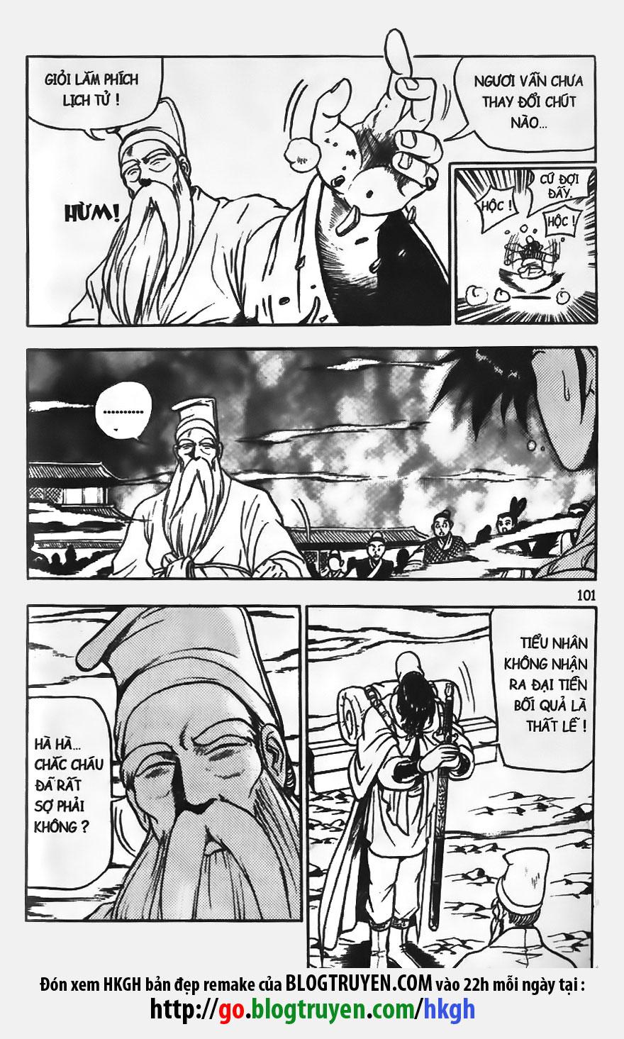 Hiệp Khách Giang Hồ - Hiệp Khách Giang Hồ Chap 051 - Pic 26