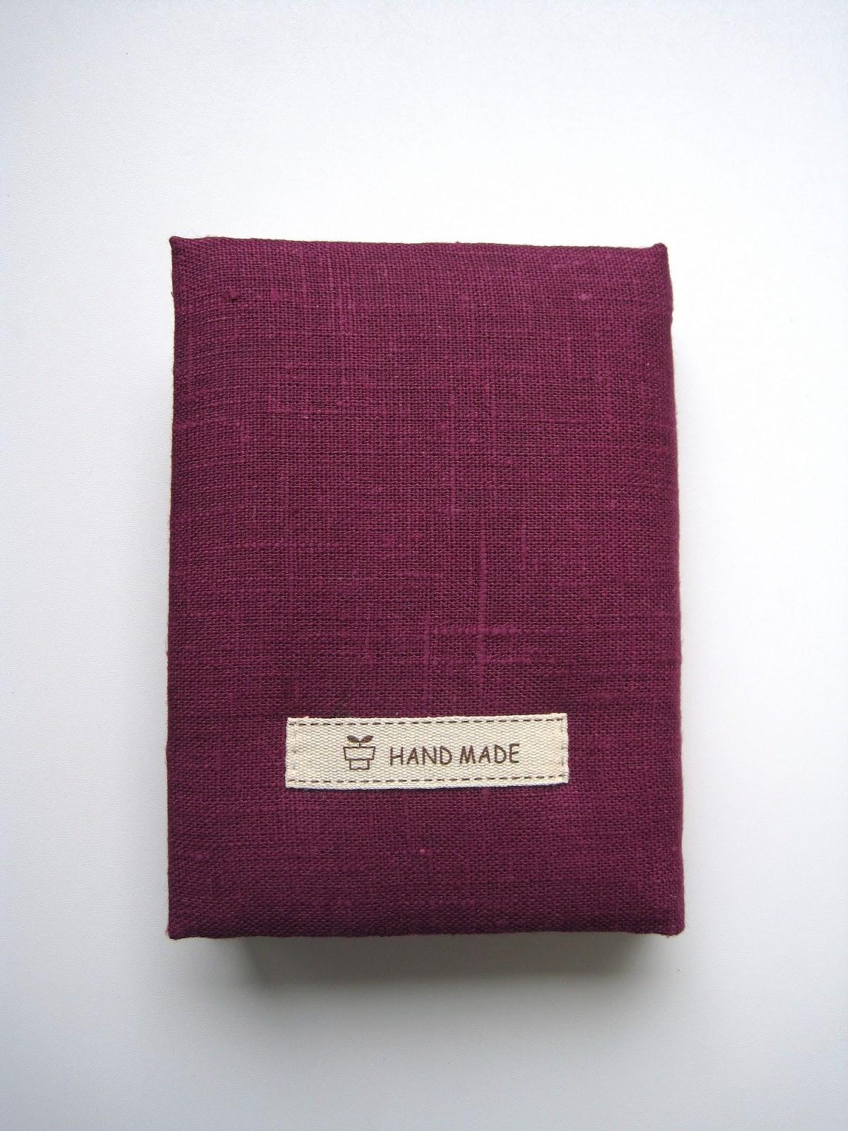блокнот ручной работы с нуля hand made notebook