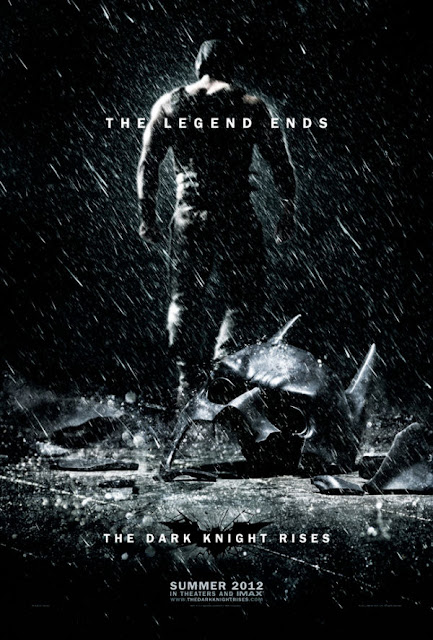 The Dark Knight Falls in New Poster