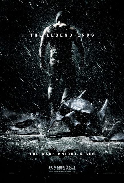 The Dark Knight Falls in New Poster