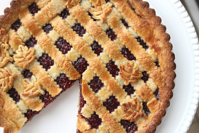 Linzer Torte | The Little Epicurean