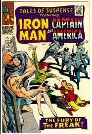 Tales of Suspense #75 image