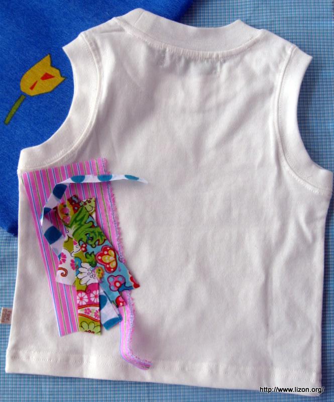 Детские футболки своими руками фото 12