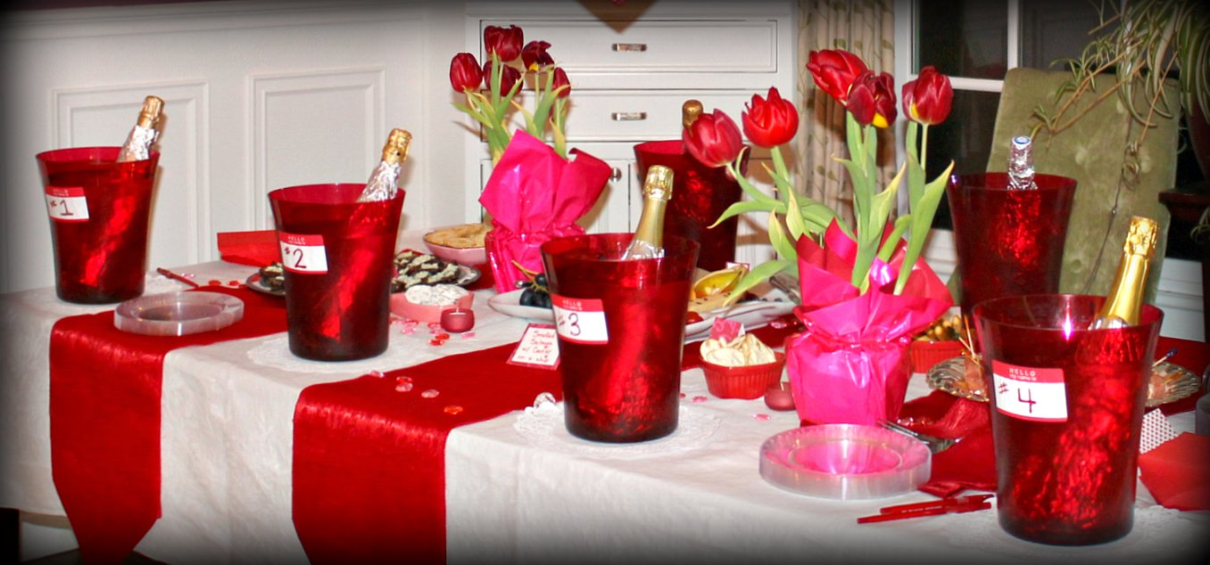 Re invented style tablescapes - Como decorar una mesa para una cena ...