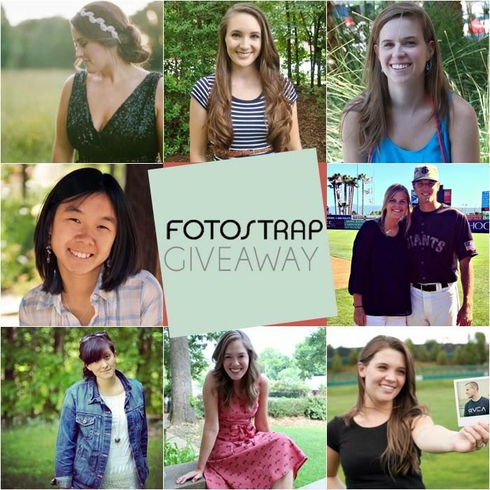 fotostrap giveaway