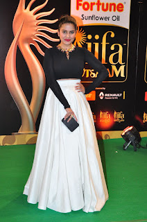 Vishaka Singh sizzling at iifa day 2 019.JPG