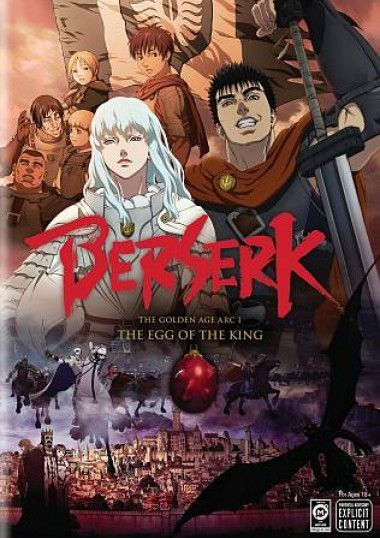 Qu trng ca nh vua - Berserk The Golden Age Arc: The Egg of the King (2012) Subviet