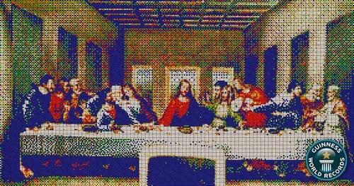 04-The-Last-Supper-4050-2011-Guinness-World-Record-www-designstack-co