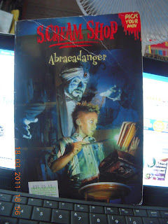 Scream Shop, Abracadanger