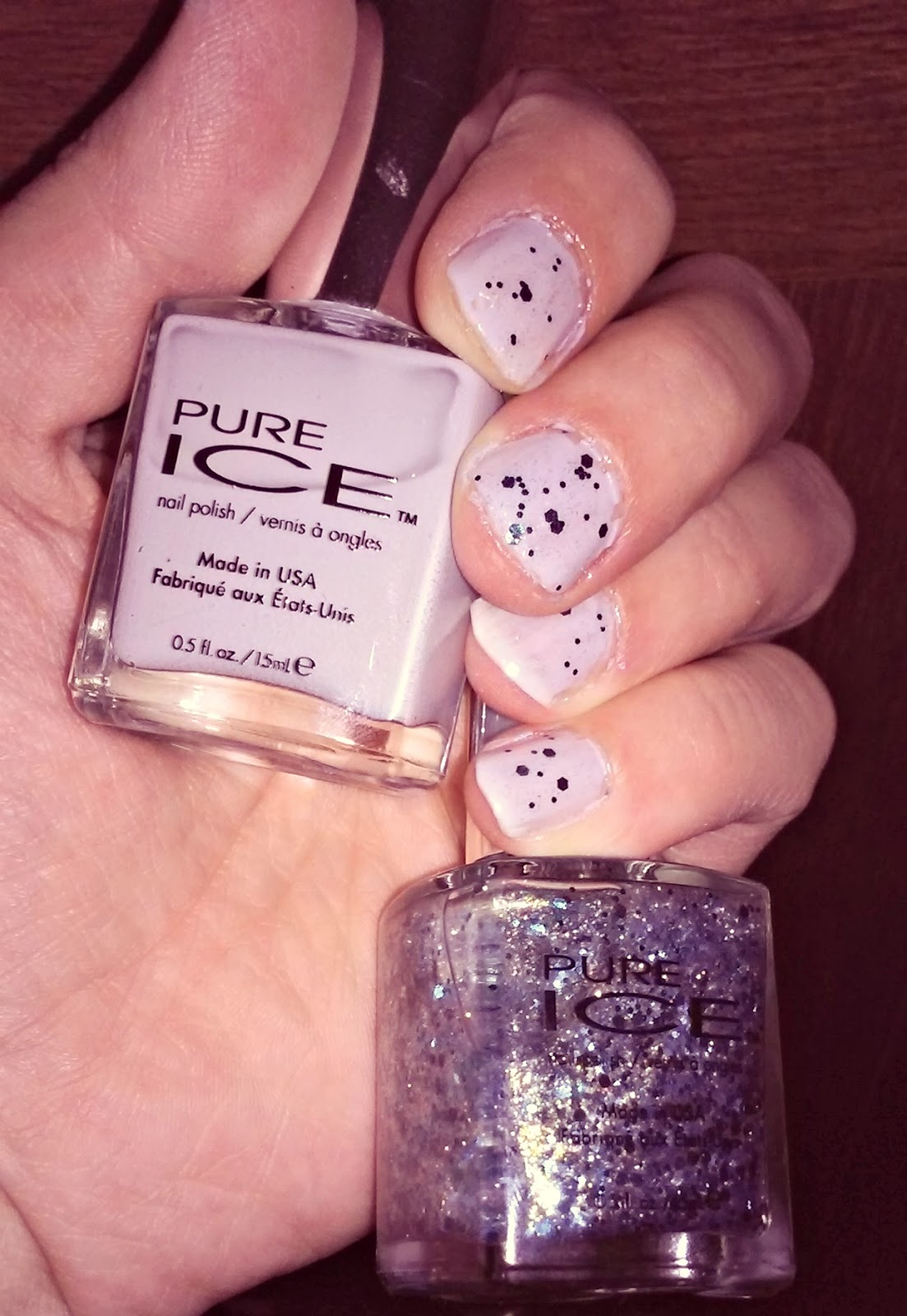 Pure Ice Nail Polish Review - Momma Without a Clue
