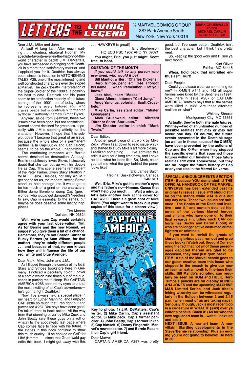 Captain America (1968) Issue #291 #207 - English 24