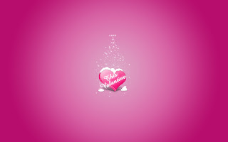 This Valentine Pink Love Wallpaper