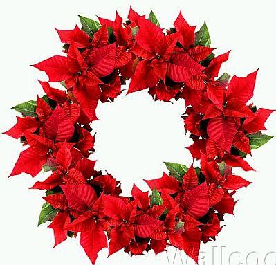 Christmas or advent wreaths 3 - Coronas de navidad ...