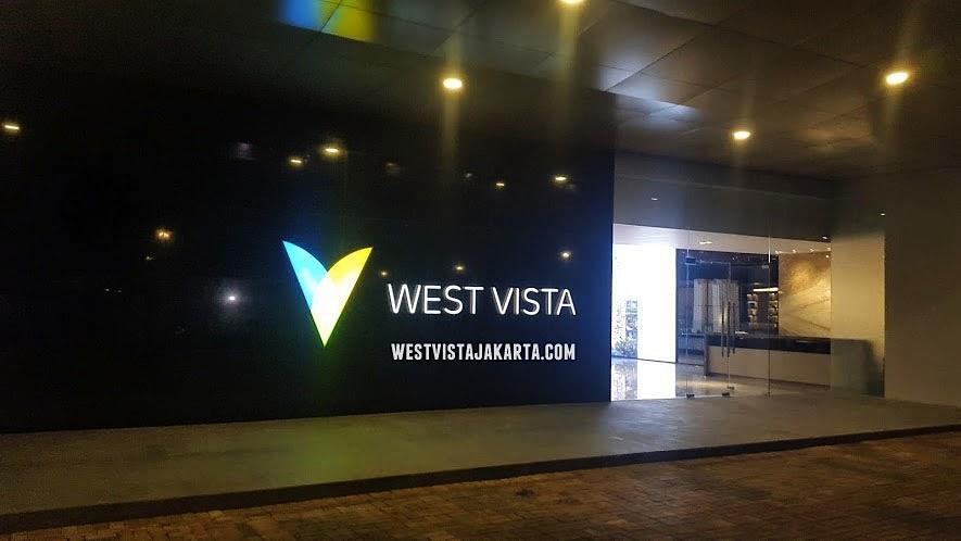 Kantor Marketing Apartemen West Vista Jakarta