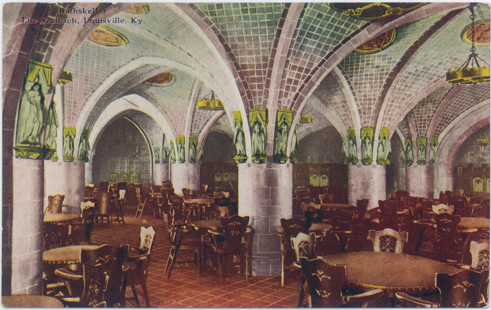 Lost City Coney Island Rathskeller Uncovered