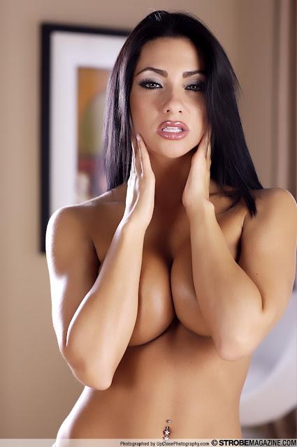 Model Melissa Marie Gonzales