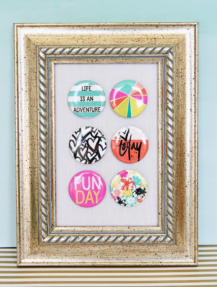 SUPER DUPER EASY PEASY Home Decor Wall Art | a dogs life