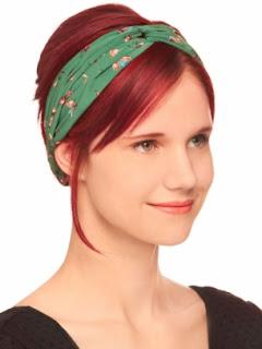 modcloth headband colorful thumb - Yazl�k Sa� Band� �nerileri