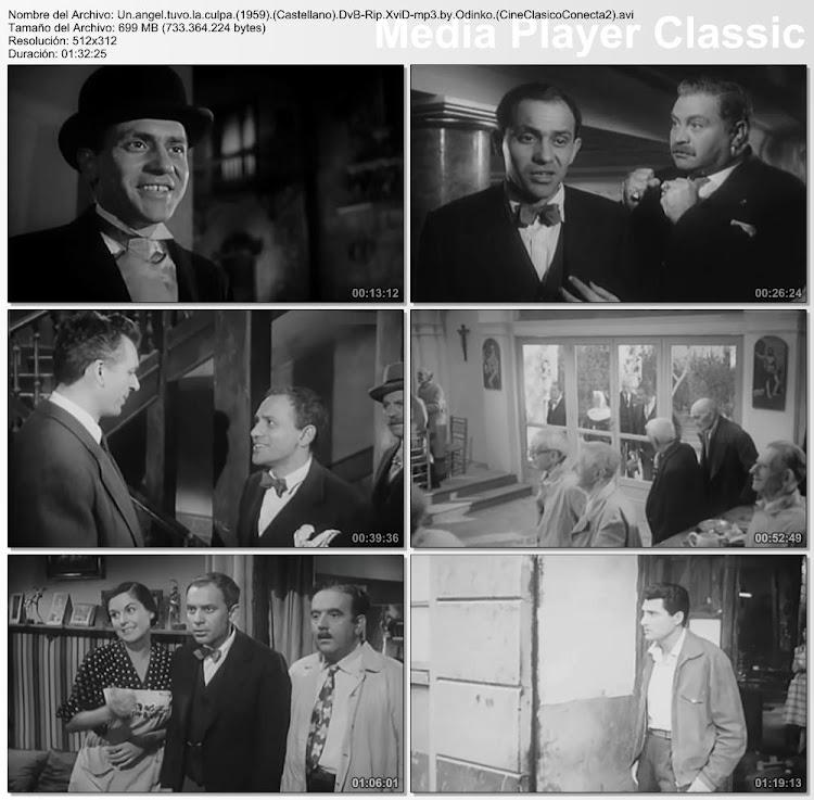 Imagenes de la película:  Un ángel tuvo la culpa | 1960