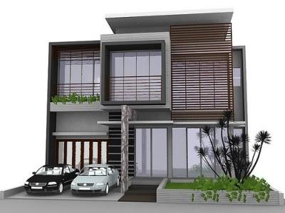 Model Gambar Rumah Idaman