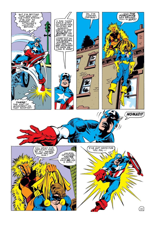 Captain America (1968) Issue #285 #201 - English 16