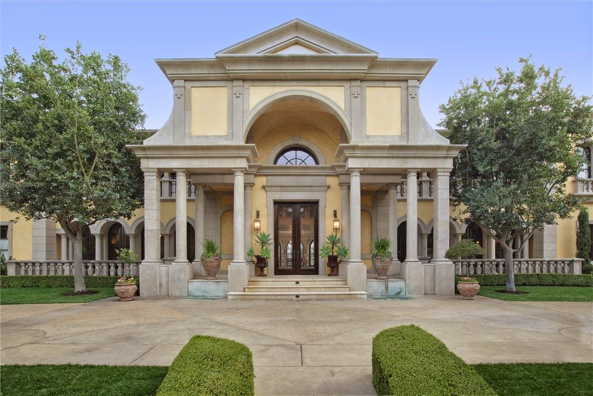 Luxury houses villas and hotels beverly park beverly for Luxury homes in beverly hills ca